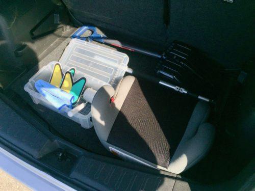 タイムズカープラス 車内装備