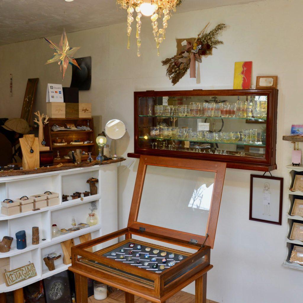 """glass studio and shop """"Apollo"""""""