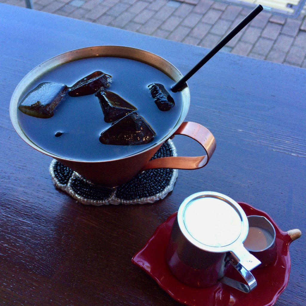 Cafe-mimpiアイスコーヒー