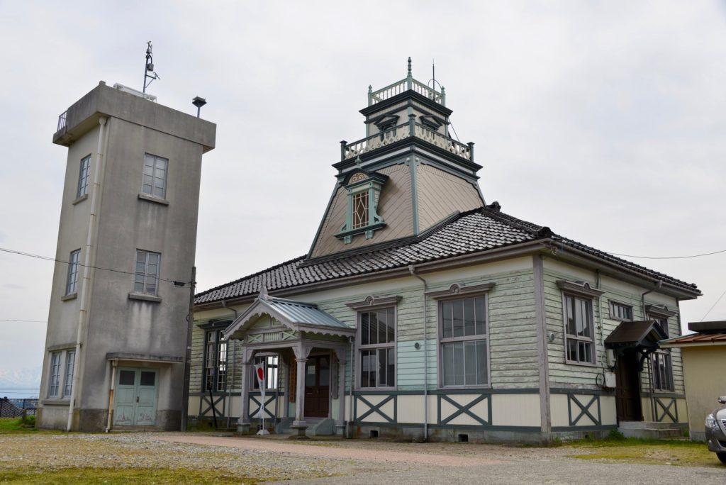 高岡伏木気象資料館