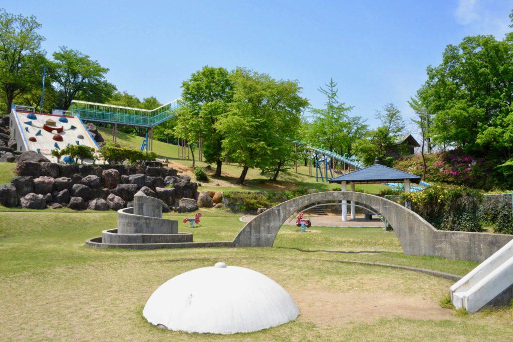 桜ヶ池公園遊具