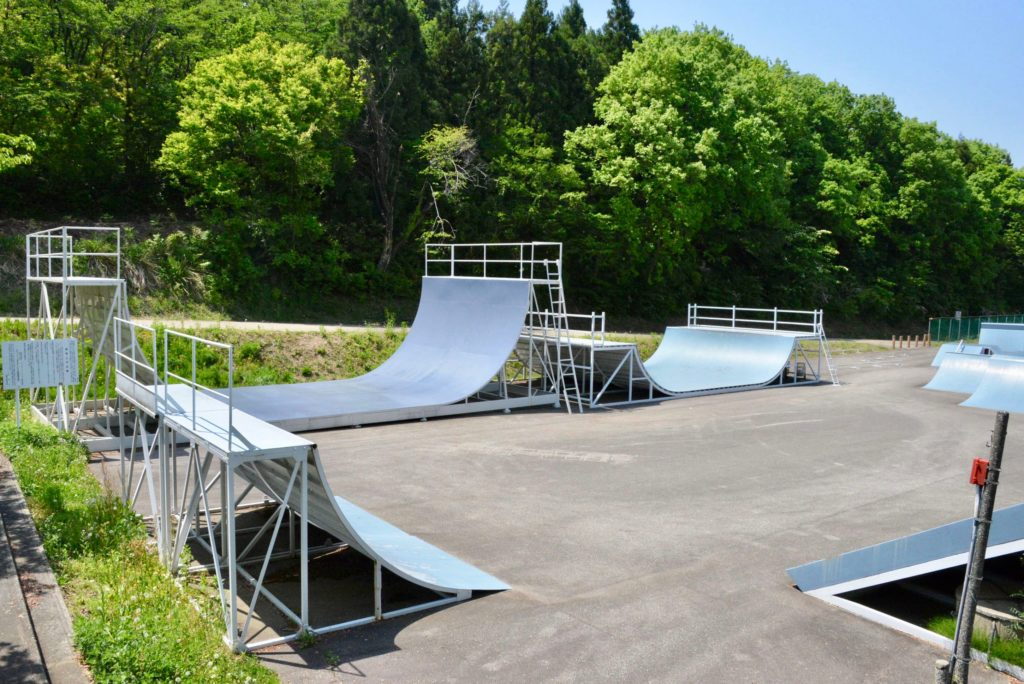 スケートパーク