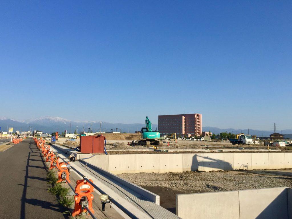 富山市下飯野開発エリア