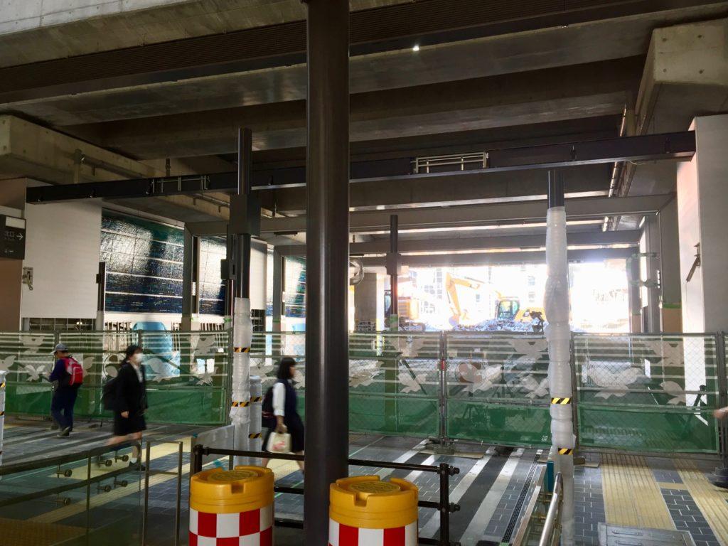 富山駅南北接続