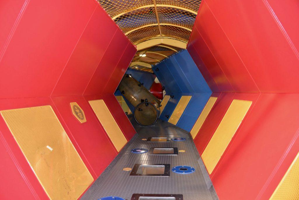 プレイトンネル