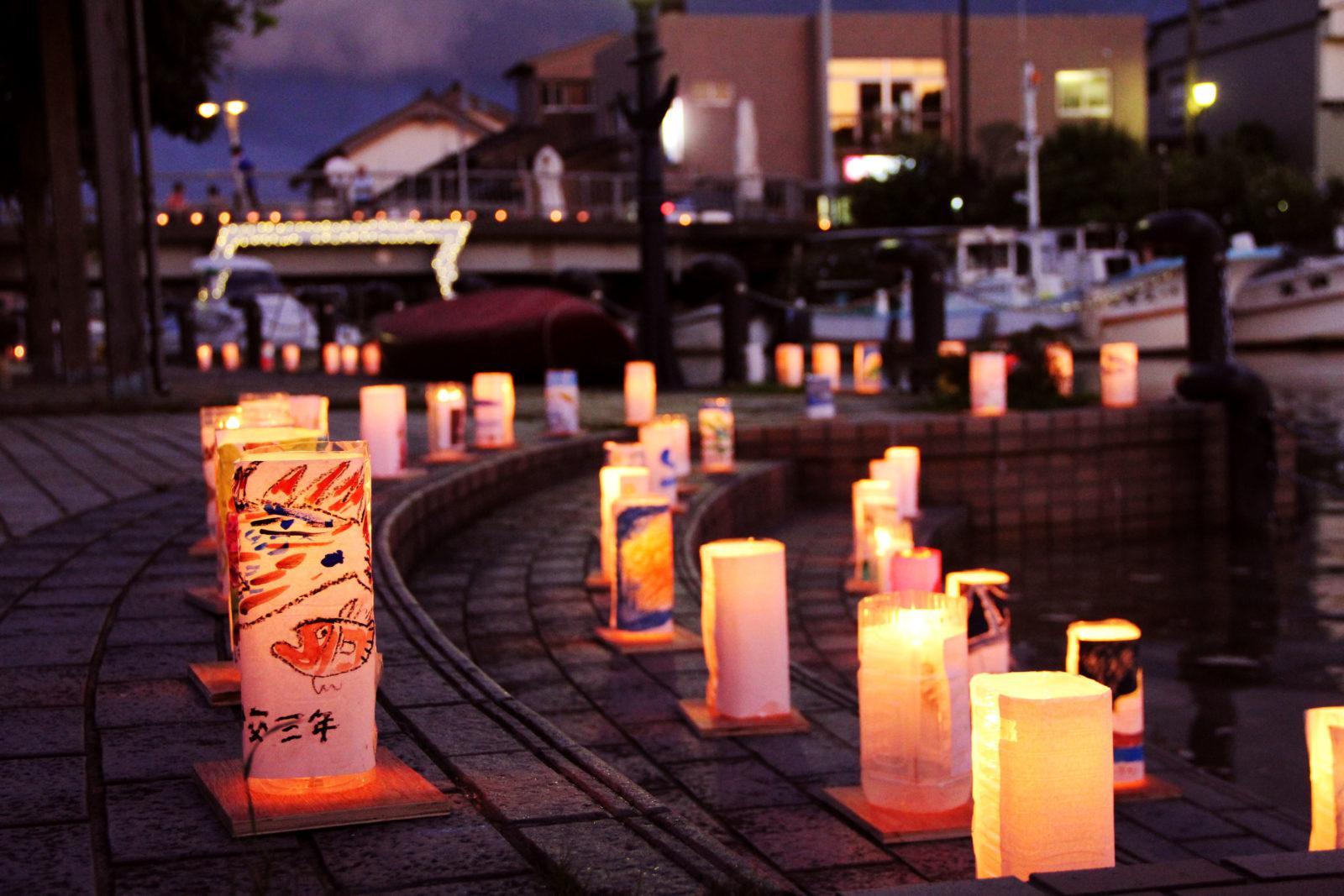 内川十楽の市 夏の夜の彩り