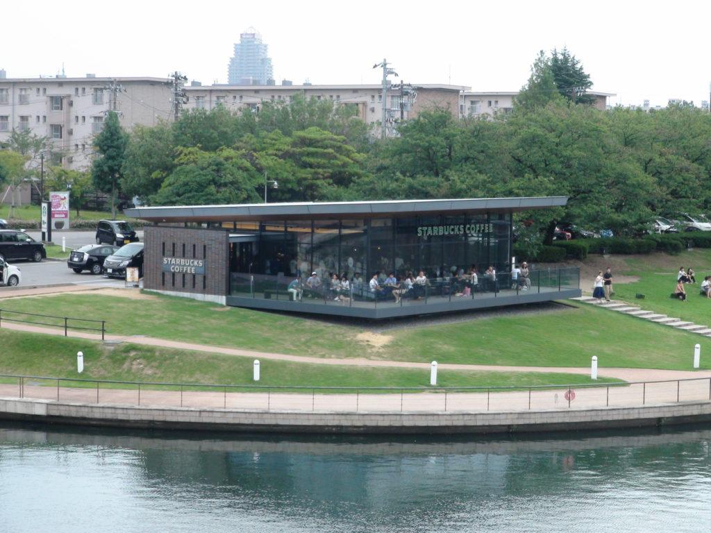 スターバックスコーヒ富山環水公園店