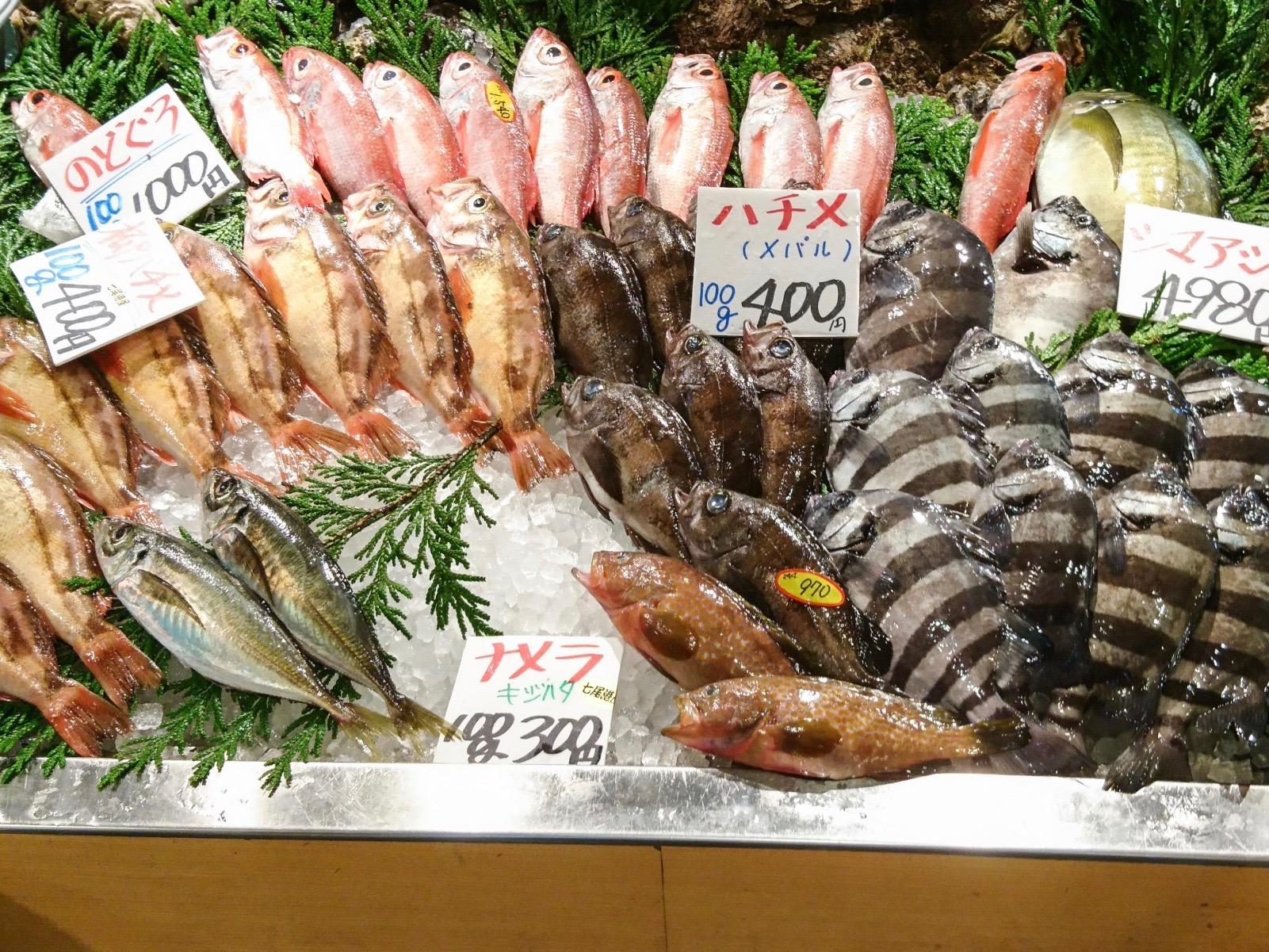 魚市場イメージ