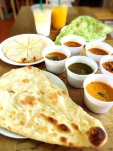 インド料理ガンディ
