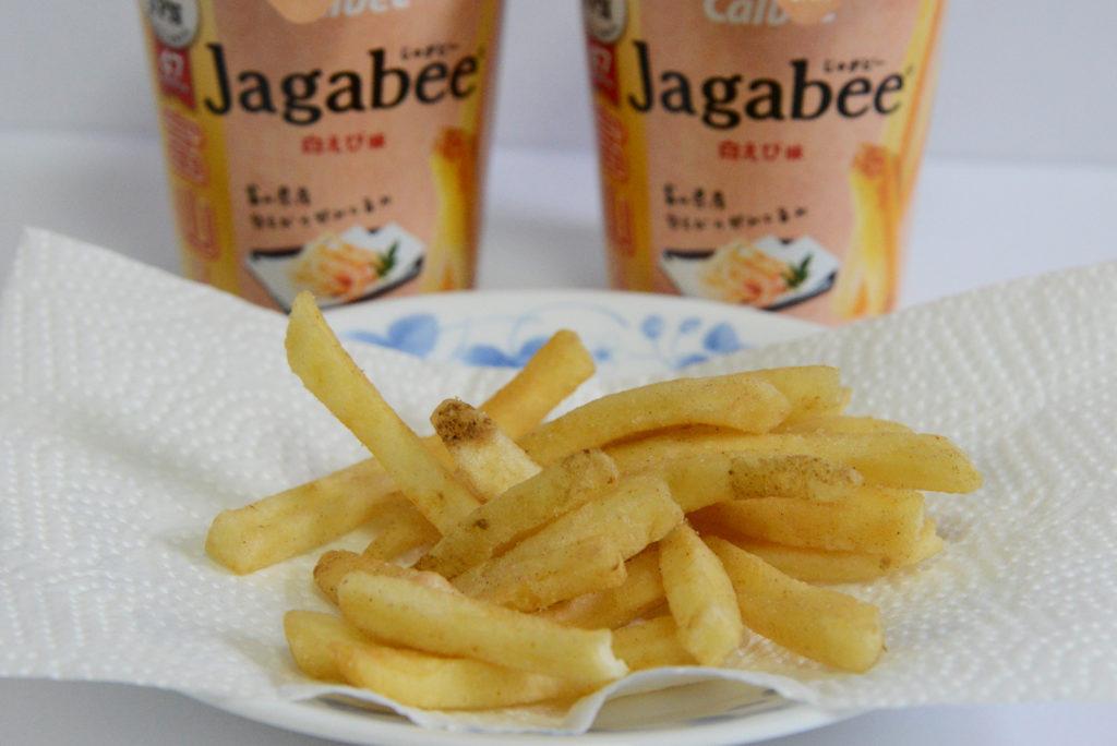 ジャガビー白えび味