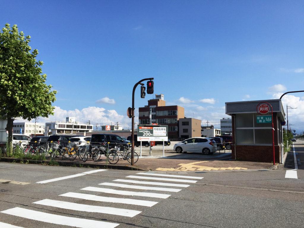 Dパーキング高岡駅前第2
