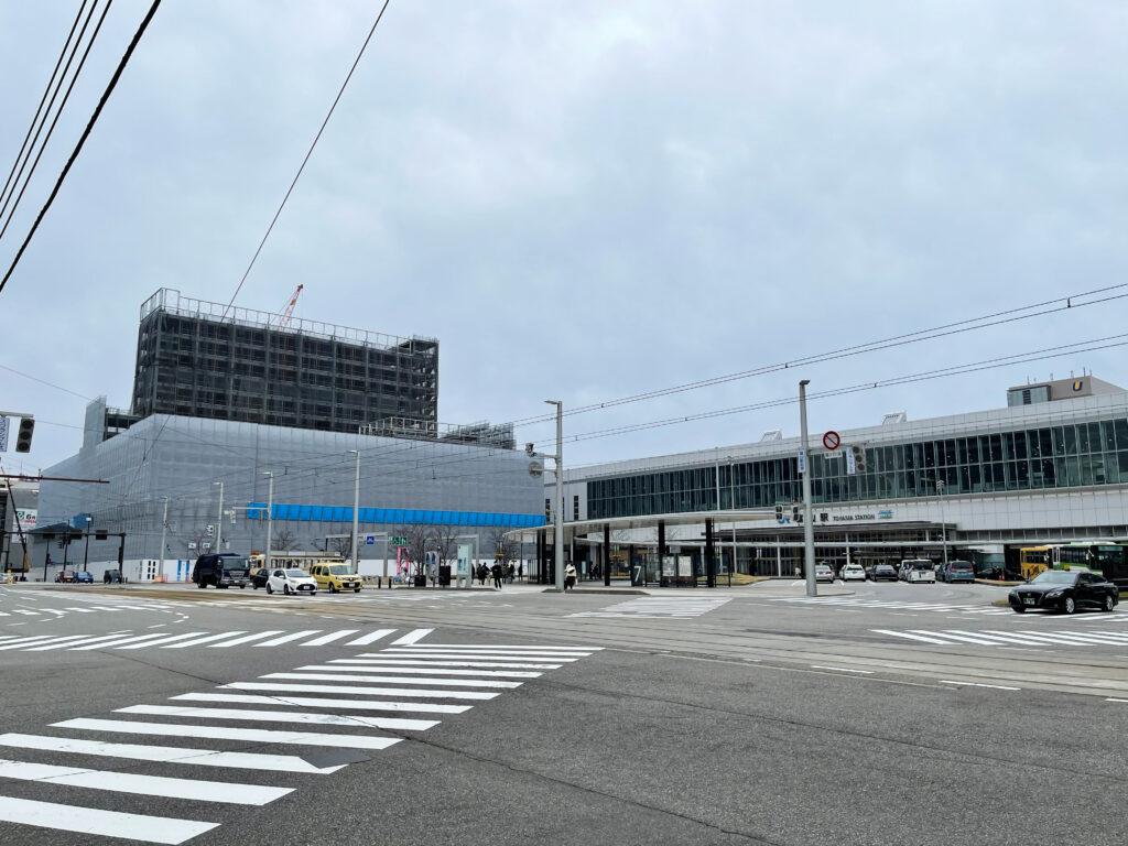 JR富山駅NKビル